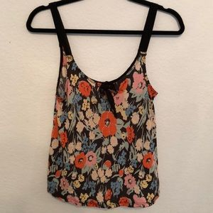 Kimchi Blue/ Urban Outfitters Floral Tank Top
